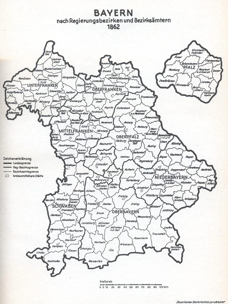 K303274sten Andalusien Karte.Oberfranken Mittelfranken Unterfranken Karte