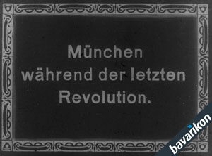Revolution, 1918/1919 – Historisches Lexikon Bayerns
