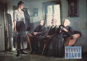 Herbstmilch Anna Wimschneider 1984 Historisches Lexikon Bayerns