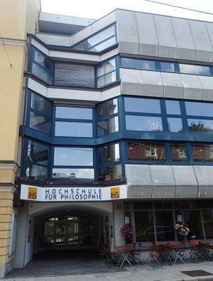 Hochschule Für Philosophie München