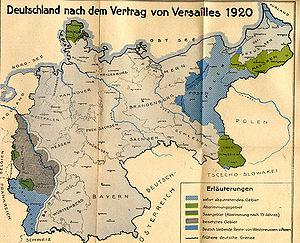 Versailler Vertrag 1919 20 Historisches Lexikon Bayerns
