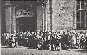 Augsburger Pupenkiste 1948