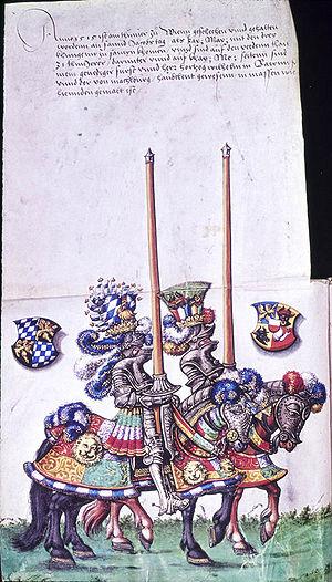 Deren im Mittelalter