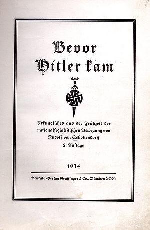 Bevor Hitler kam: Hakenkreuz und Schwert