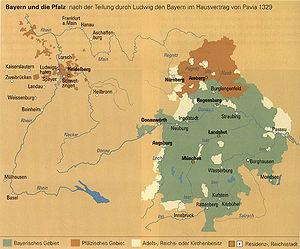 Kurpfalz Politische Geschichte Historisches Lexikon Bayerns