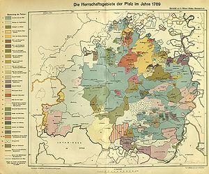 Pfalz Spatmittelalter Fruhe Neuzeit Historisches Lexikon Bayerns