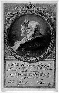 Ludwig III von Bayern, der Millibauer und seine Resl