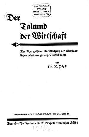 Der Artikel plan 1929 30 1932 historisches lexikon bayerns